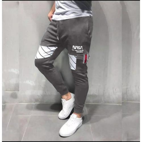 Foto Produk Celana Panjang Jogger Kayser Nasa Pants Casual / Santai Pria - Dark Grey, 28 - 33/ M - L dari Kayser_Shop