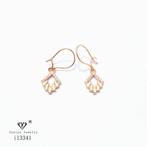Foto Produk Anting Lapis emas Perhiasan imitasi Gold 18k Yaxiya Jewelry i12090 - MODEL 2 dari YAXIYA JEWELRY