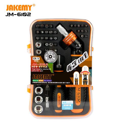 Foto Produk Jakemy 43 in 1 Air Conditioning Tool Kit - JM-6102 dari HOUSE SPAREPART