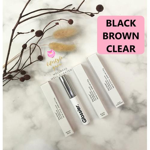 Foto Produk Glossier Boy Brow Boybrow Black Brown 100% ORI USA - Black dari lifestyleguru