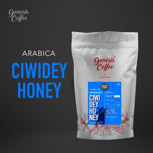Foto Produk Arabica / Ciwidey Honey / Grade 3 - Biji, KRAFT+VALVE dari Genesis Coffee