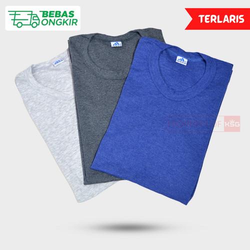 Foto Produk Kaos dalam Pria bahan cotton lembut SKU-KDADD dari Konjac Sponge Grosir