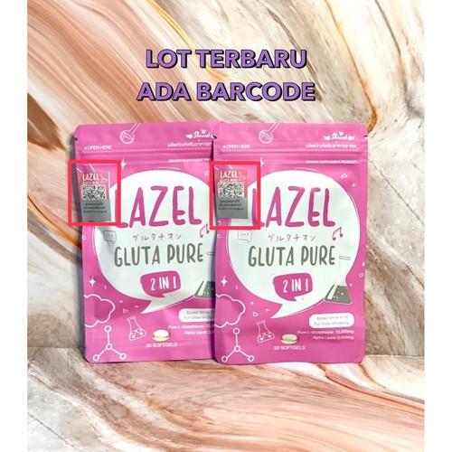 Foto Produk Lazel Gluta Pure 2 in 1 Original Thailand 100% dari Phoenix_beauty