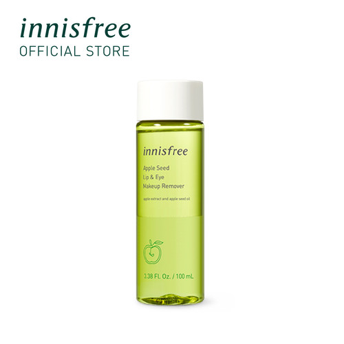 Foto Produk [innisfree] Apple Seed Lip & Eye Make Up Remover 100ML dari Innisfree Official Shop