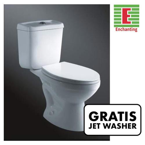 Foto Produk Toilet / Kloset Duduk Europe Enchanting E1333 dari EuropeEnchanting