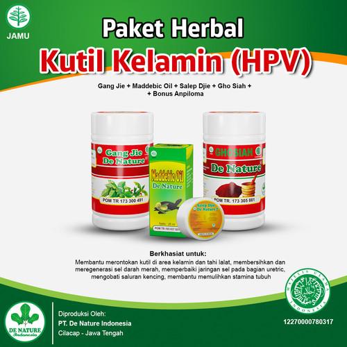 Foto Produk Obat Kutil Kelamin - HPV - Jengger Ayam De Nature Original dari RAJA DE NATURE
