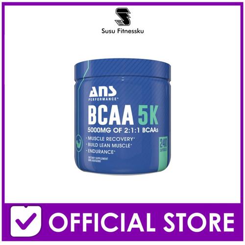 Foto Produk ANS BCAA 240 Capsul 5gram BCAA ratio 2:1:1 dari Susu fitnessku