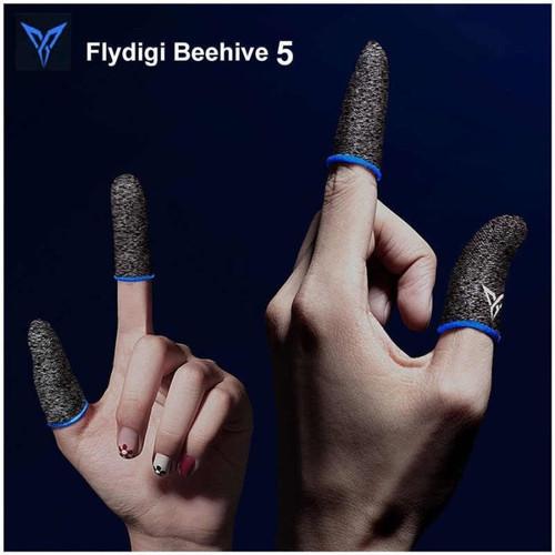 Foto Produk Flydigi Ori Beehive WASP 5 isi Sepasang New 2021Ori Sarung Jari Jempol dari Venus Accessories