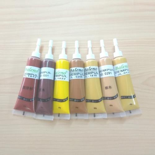 Foto Produk Dempul Tusir HPL / Pewarna Pinggiran/ Pengisi Nat HPL / Edging dari Toko Income
