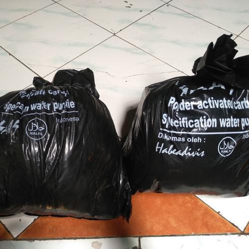 Foto Produk Carbon aktif powder Yamaha OH300 dari Toko Filter Surabaya