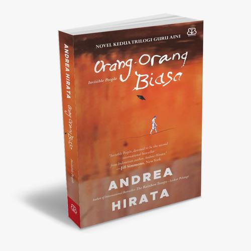 Foto Produk ORANG-ORANG BIASA : ORIGINAL STORY ANDREA HIRATA dari Millennia Bookstore