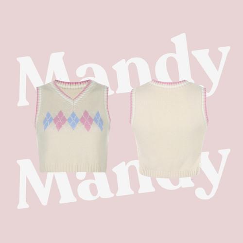 Foto Produk Mandy Vest dari Shop Tanni