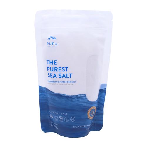 Foto Produk Pura - Purest Sea Salt Halus - Garam Laut Halus - 300 gram dari Jagapati