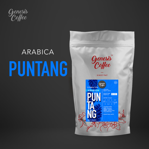 Foto Produk ARABICA SINGLE ORIGIN GRADE 1 / PUNTANG dari Genesis Coffee