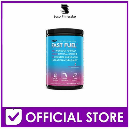 Foto Produk RSP Fast Fuel 45 Serving BCAA Pre Workout dari Susu fitnessku