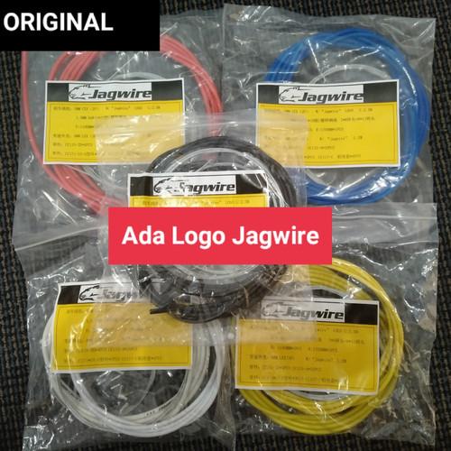 Foto Produk Kabel Jagwire Set - Kabel Rem - Kabel shifter - Biru dari suryategman