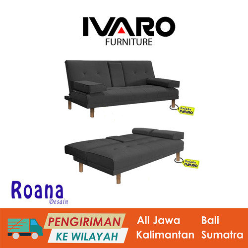 Foto Produk Ivaro Roana Sofa Bed Ryu dari Ivaro Furniture