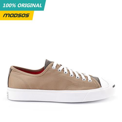 Foto Produk Sepatu Sneakers Pria Converse Jack Purcell Gold Original dari Modsos