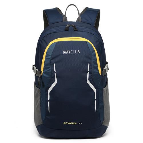Foto Produk Navy Club New Arrival - Tas Ransel Laptop Kasual HFGG Backpack- 14inch - Biru dari Navy Club Official Store
