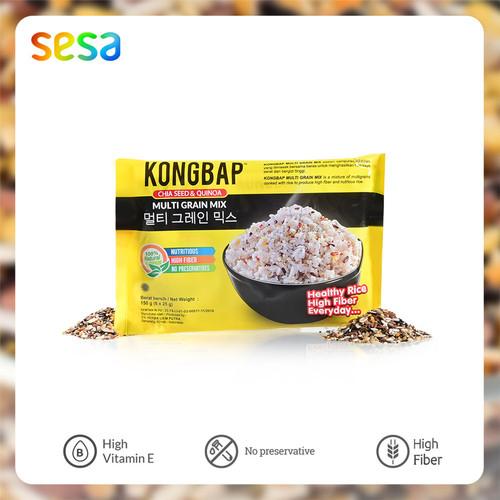 Foto Produk Kongbap Chiaseed Quinoa 150 g dari SESA Official