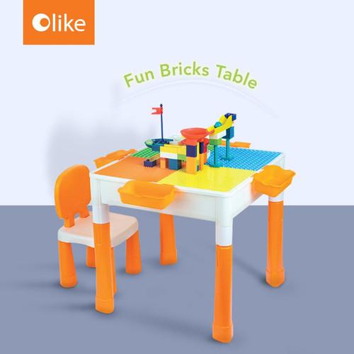 Foto Produk Olike Fun Bricks Table dari Super Store