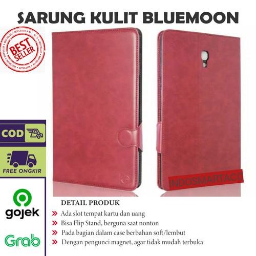 Foto Produk Ipad Pro 12.9 2020 Sarung Kulit Leather Case Flip Cover Standing dari Indo Smart Acc