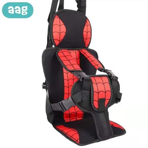 Foto Produk Kiddy Baby Car Seat / Car seat Portable - Spiderman dari yaxiya666