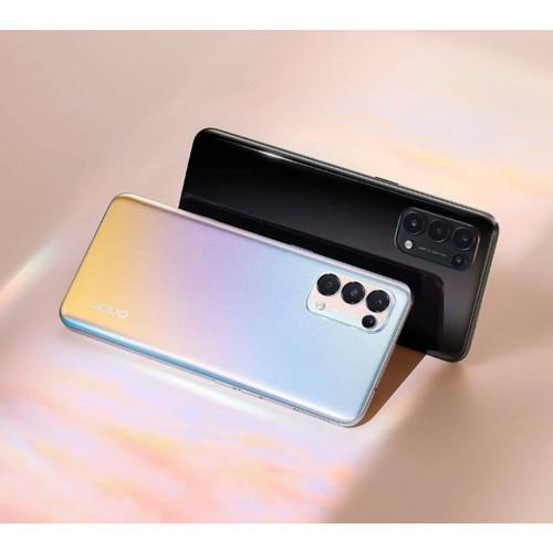 Foto Produk Oppo Reno 5 Ram 8 / 128 GB Garansi Resmi Oppo 1 Tahun - silver/putih dari raymond acc