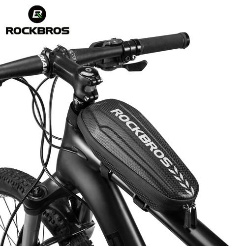 Foto Produk ❤️100% original ❤️ READY STOCK Rockbros Tas sepeda B61 dari Koreanholicshop