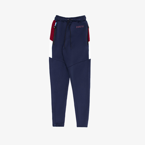 Foto Produk Geoff Max Official - Levin Trackpants Navy Red | Trackpants | Celana - S dari Geoff Max Official