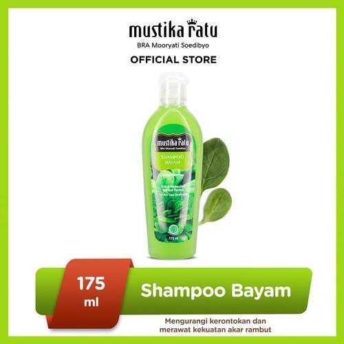 Foto Produk Mustika Ratu Shampoo Bayam 175 mL dari Mustika Ratu