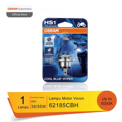 Foto Produk Osram Lampu Motor Yamaha Vixion 2007-2014 - HS1 62185CBH 12V 35/35 dari Osram Automotive