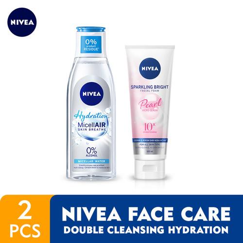 Foto Produk NIVEA Face Care Double Cleansing - Hydration dari NIVEA Official