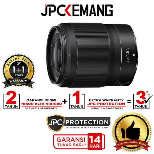 Foto Produk Nikon Z 35mm f/1.8 S GARANSI RESMI dari JPCKemang