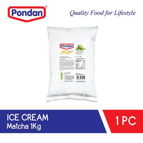 Foto Produk Pondan Ice Cream Matcha (bulky) dari Pondan Food
