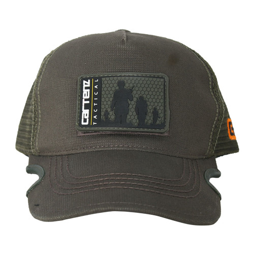 Foto Produk Topi Cartenz Raider 02 - Hijau dari Cartenz Tactical