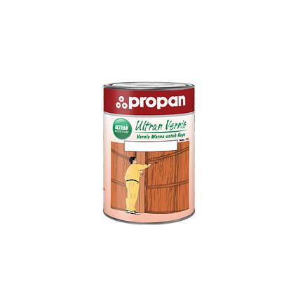 Foto Produk propan ultran V09 clear coat gloss cat kayu natural 800 ml vernis kayu dari BKO Wooden shop