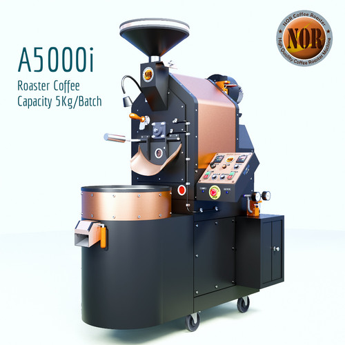 Foto Produk Mesin Roasting Kopi A5000i Capacity 5kg/batch dari NOR Coffee Indonesia