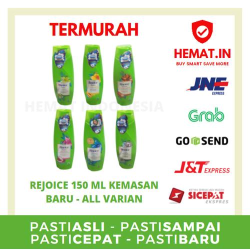 Foto Produk REJOICE SHAMPOO 170 RICH FRIZZ REPAIR ORIGINAL SAMPO REJOICE dari Hemat Indonesia