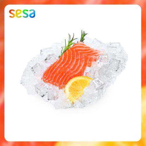 Foto Produk Ikan Norwegian Salmon Trout Premium Fresh Fillet /100 g dari SESA Official