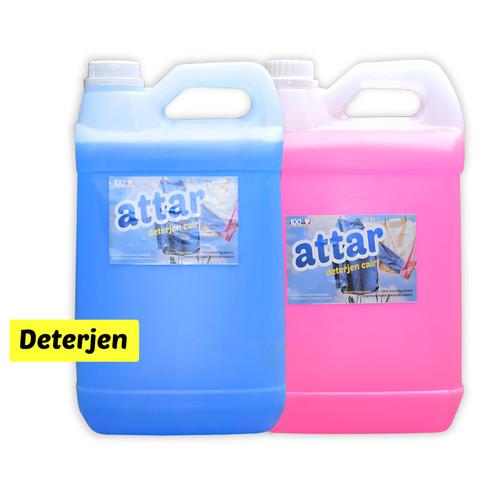 Foto Produk KHUSUS GoSend / GRAB - Sabun Deterjen Cair ATTAR 5 Liter - AKASIA dari Tasneem