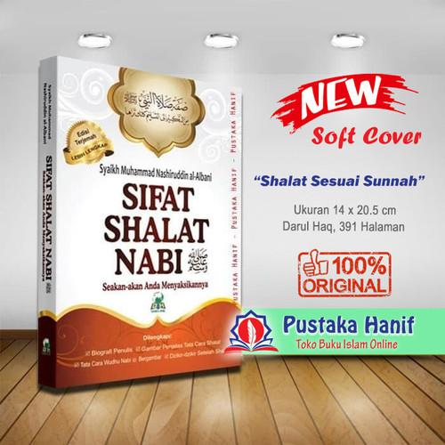 Foto Produk Buku Sifat Shalat Nabi - Syaikh Nashiruddin al-Albani dari Pustaka Hanif