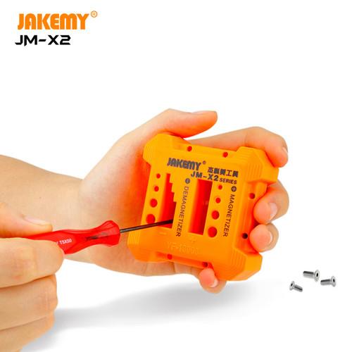 Foto Produk Jakemy Magnetizer / Demagnetizer - JM-X2 dari HOUSE SPAREPART