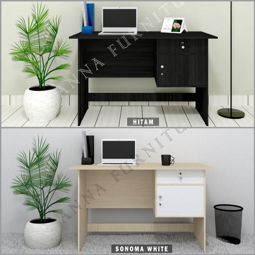 Foto Produk meja tulis meja kantor meja kerja GRACE 124 termurah dari anna furniture