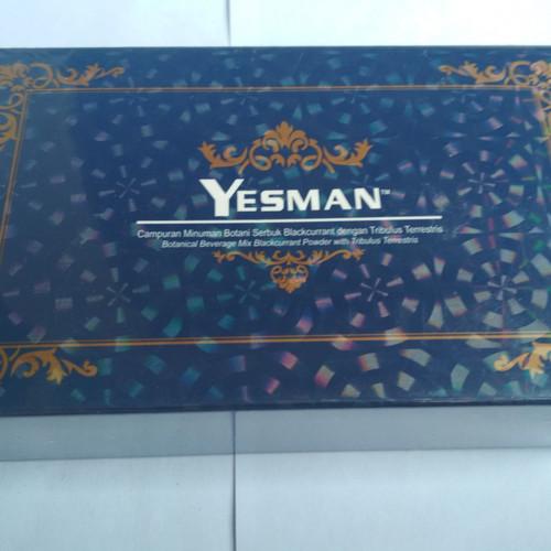 Foto Produk YESMAN herbal tahan lama 100% original harga per box dari bescom