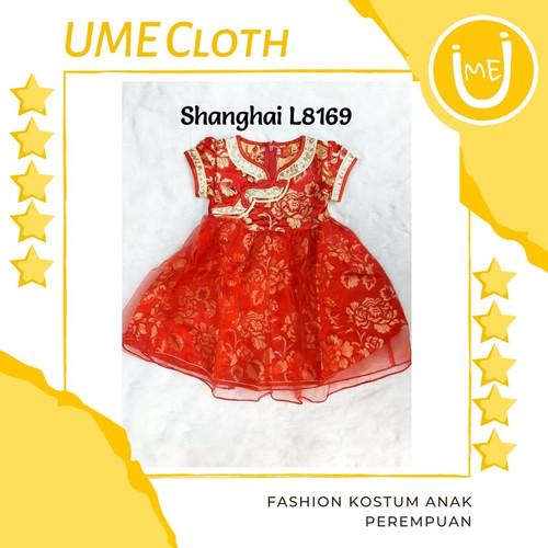 Foto Produk Cheongsam cewek murah / Imlek Anak / Baju Shanghai anak #L8169 - 12 dari UMECloth