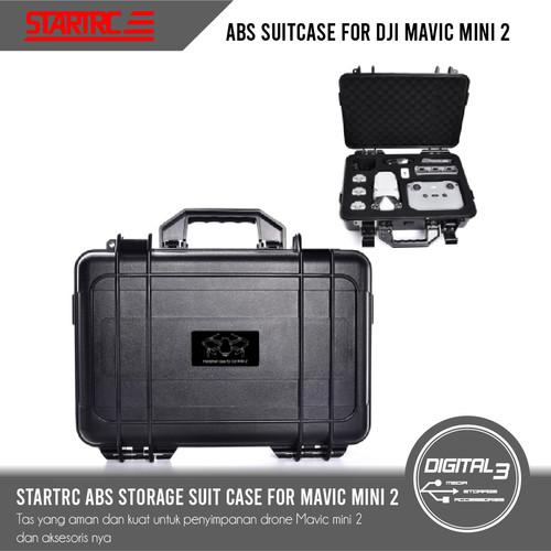 Foto Produk STARTRC Hard Case Tas DJI Mavic Mini 2 Waterproof Protective Bag ABS dari digital 3
