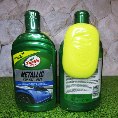 Foto Produk Turtle Wax Metalic Car Wax dari Detailing Goods