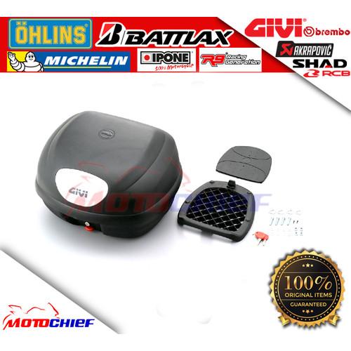Foto Produk Box Motor atau Box Touring Givi E33NX Givi E33 NX New Product dari Motochiefdotnet
