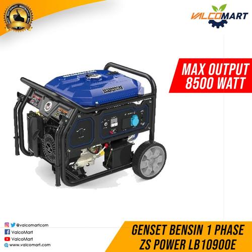 Foto Produk Genset Bensin 1 Phase ZS Power LB10900E 8KW-8.5KW Gasoline Generator dari Valco